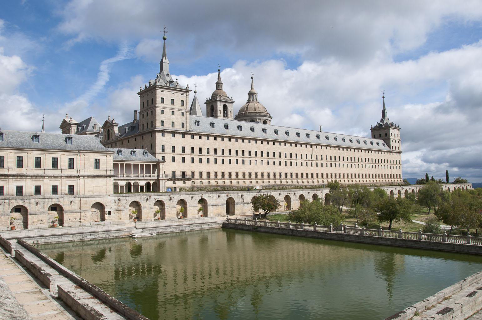 Monasterio y Sitio de El Escorial